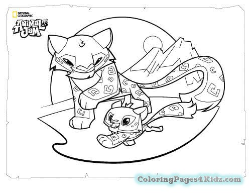 500x386 Animal Jam Coloring Pages Tocan Coloring Pages For Kids