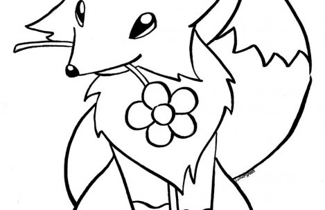 469x304 Animal Jam Fox Coloring Pages Just Colorings