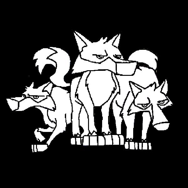 600x600 Animal Jam Wolf Pack Base By Digiponythedigimon
