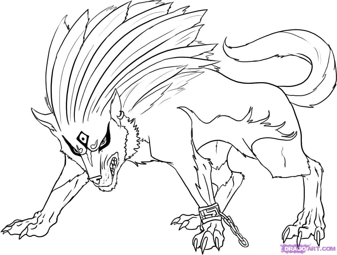 1179x894 Animal Jam Wolf Coloring Pages