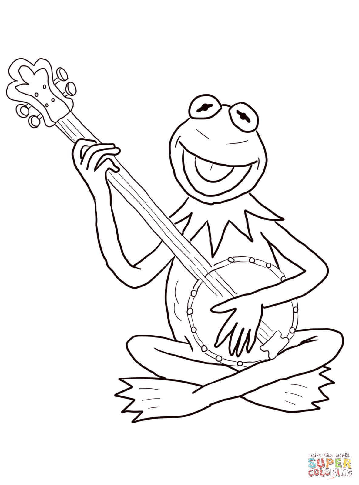 1184x1600 The Muppet Show Coloring Pages Free Coloring Pages