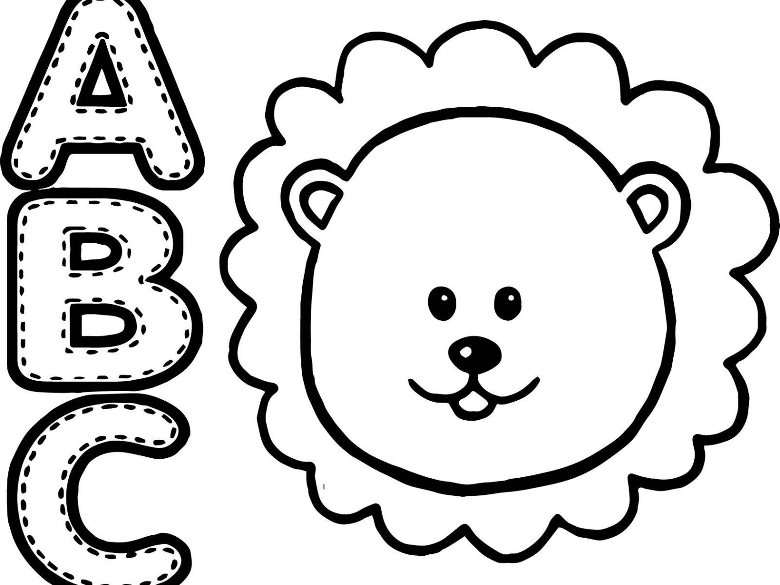 Animals Faces Drawing at GetDrawings