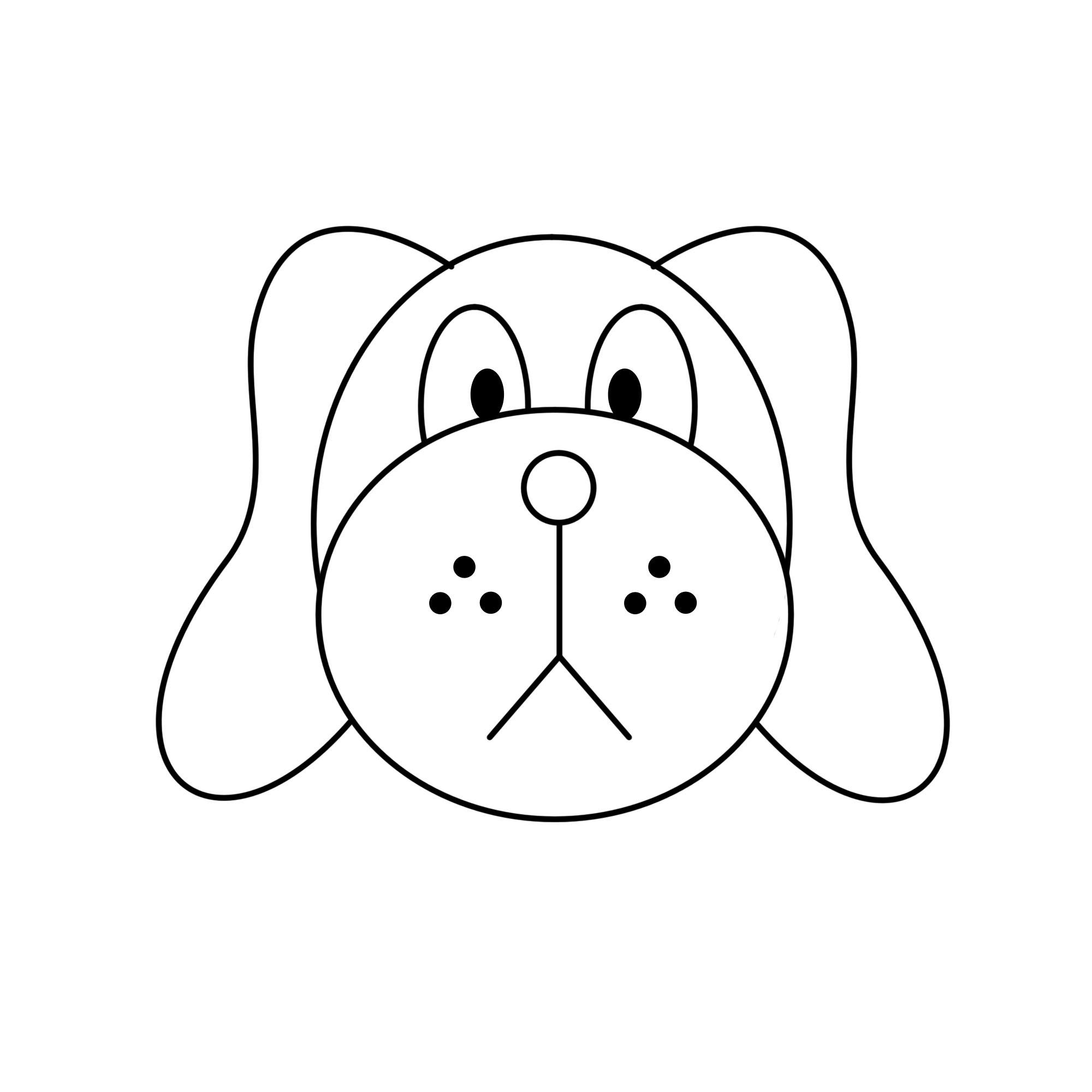 2000x2000 Animal Face Drawing Kids Colour Photos Printable Kids Coloring