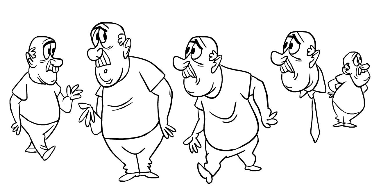 1280x640 Animation People