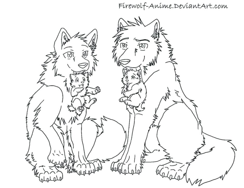 Animated Wolf Drawing at GetDrawings.com | Free for personal use ...