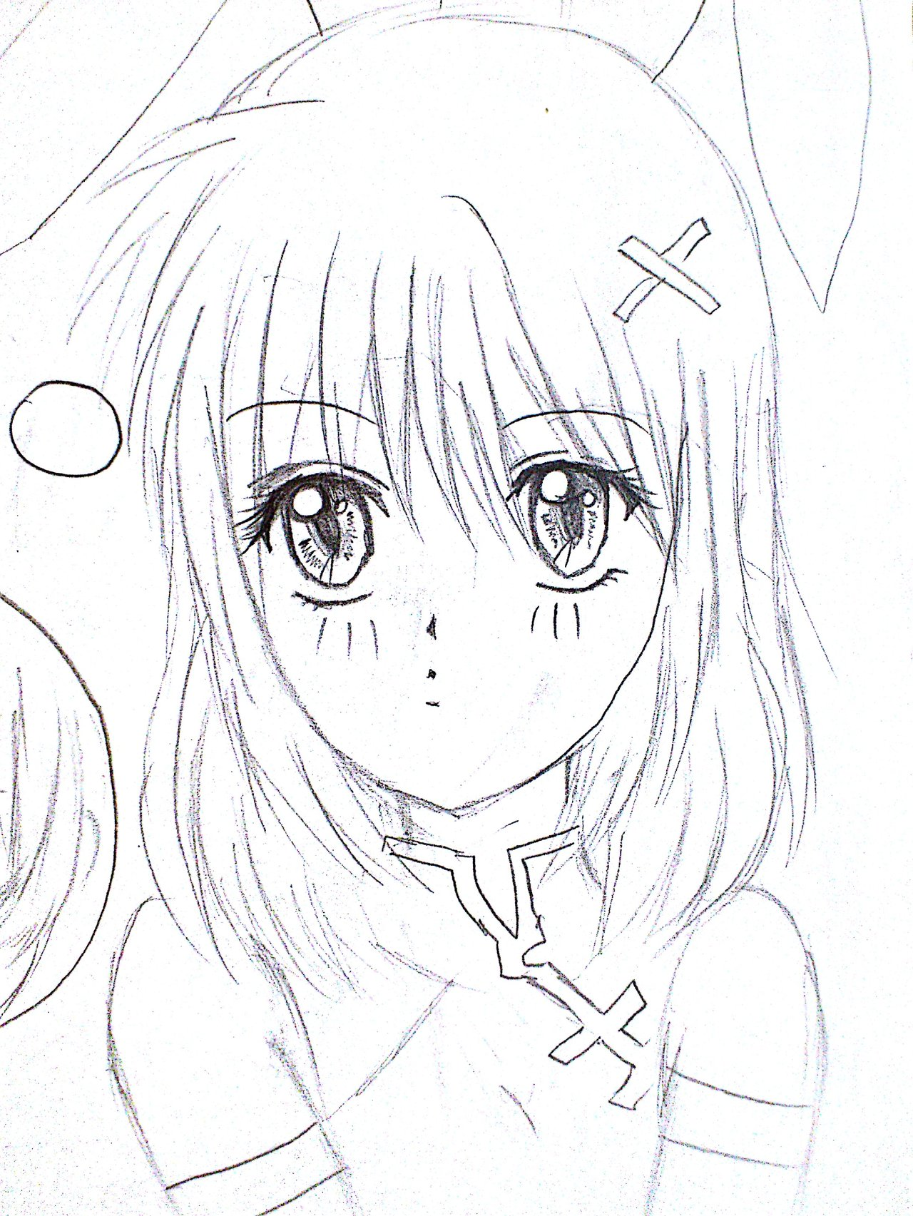1280x1705 draw anime step by step Drawing Pics