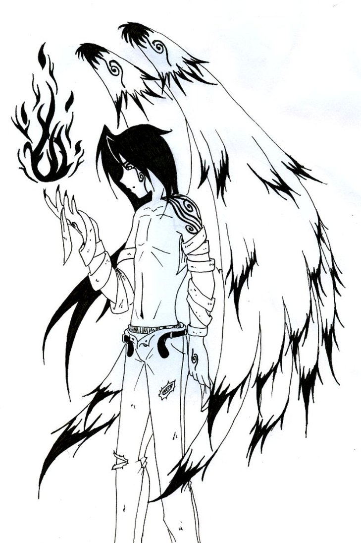 729x1095 Anime angel by oni regie on DeviantArt