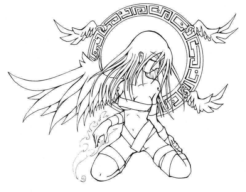 800x625 Random Angel Girl by YairLugo on DeviantArt