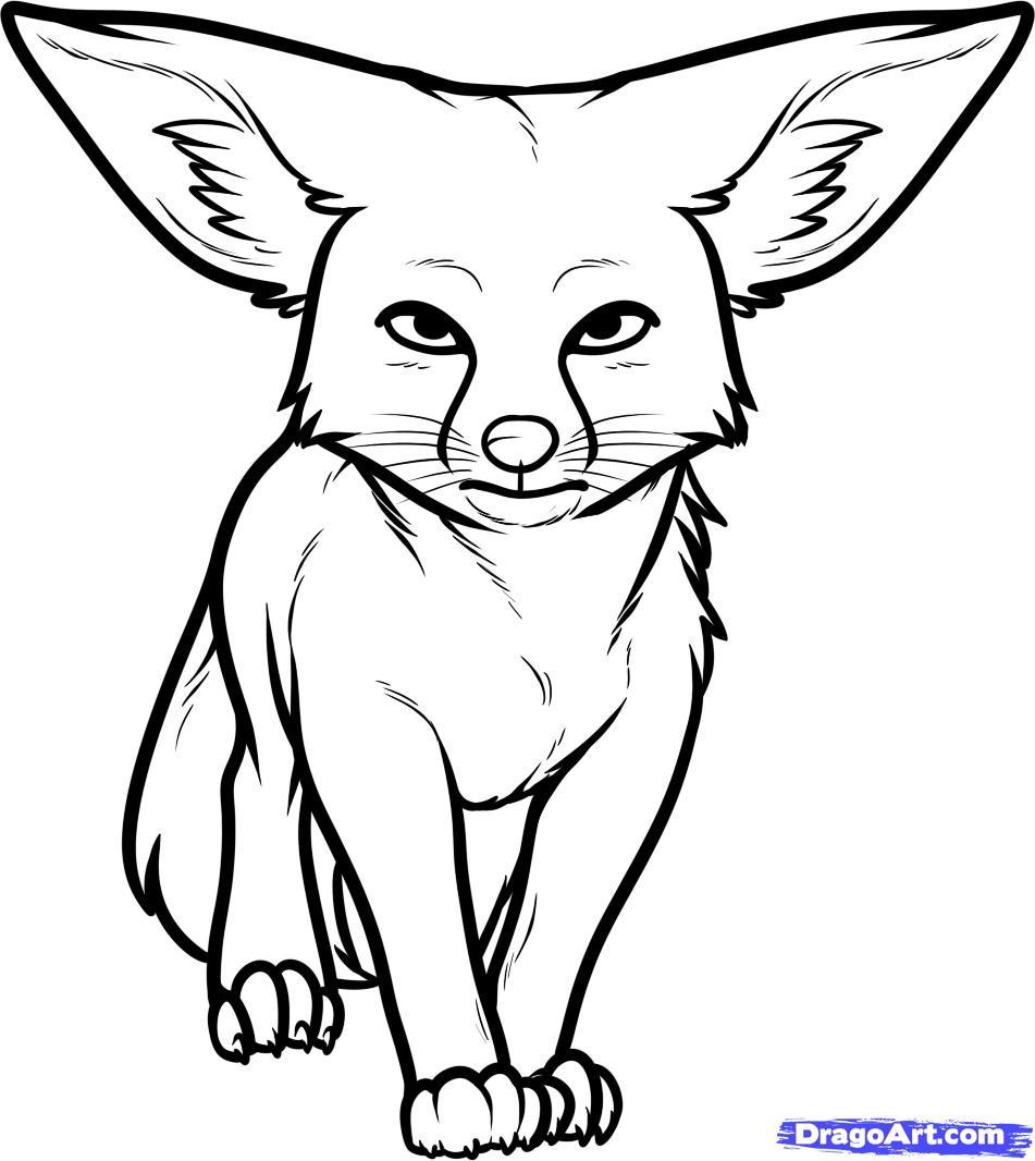 951x1066 Drawn fox anime