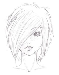 236x298 Easy Pencil Drawings
