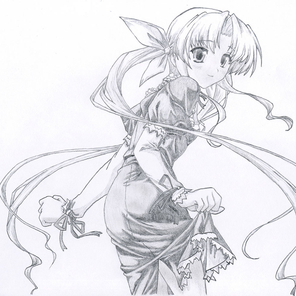 Anime Artist Drawing