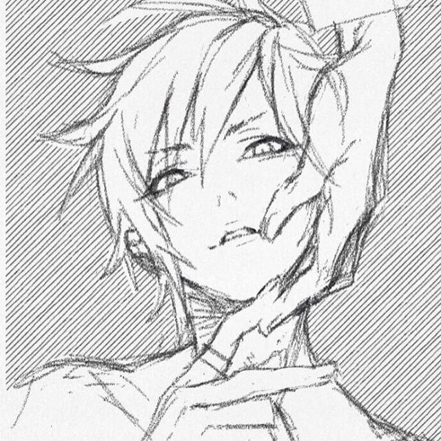 640x640 Anime Art Draw Pencil On Instagram