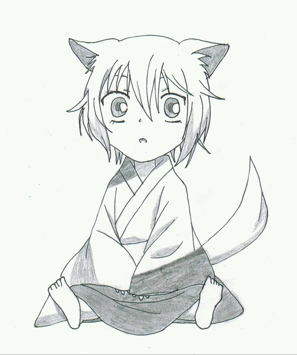 1024x1223 Drawing Of Baby Tomoe I Found Anime Is Fabulous! Anime