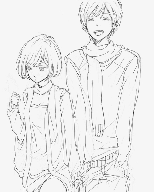 500x620 Resultado De Imagen Para Background Tumblr Anime Black And White