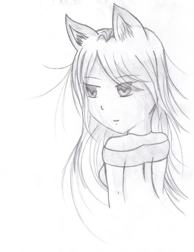 386x500 Anime Drawing Images My Fancharacter Hd Wallpaper And Background