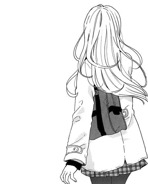 500x620 Via Tumblr Shojo Manga Manga, Anime And Manga Girl