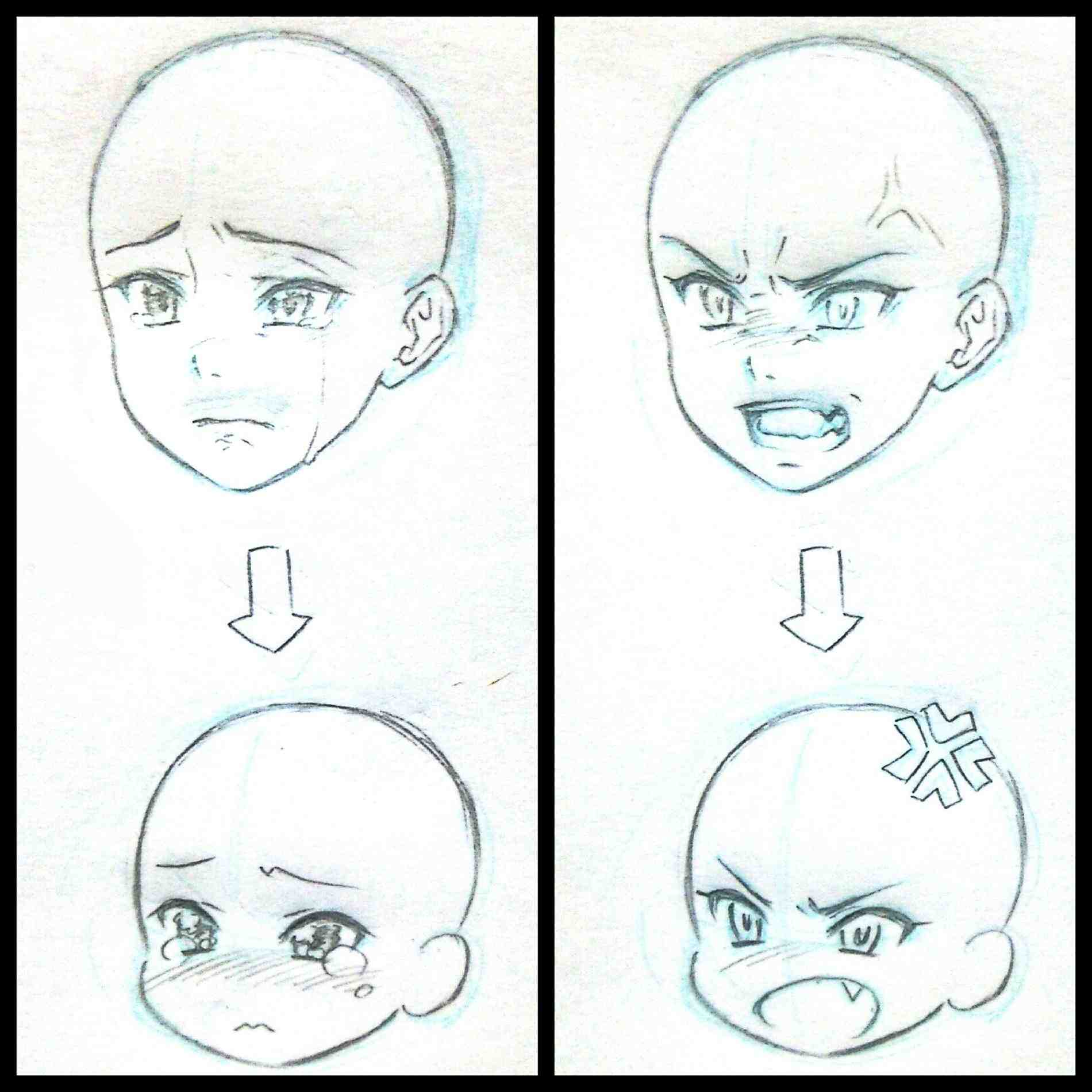1900x1900 How To Draw Anime Boy Hair Step By Step For Beginners
