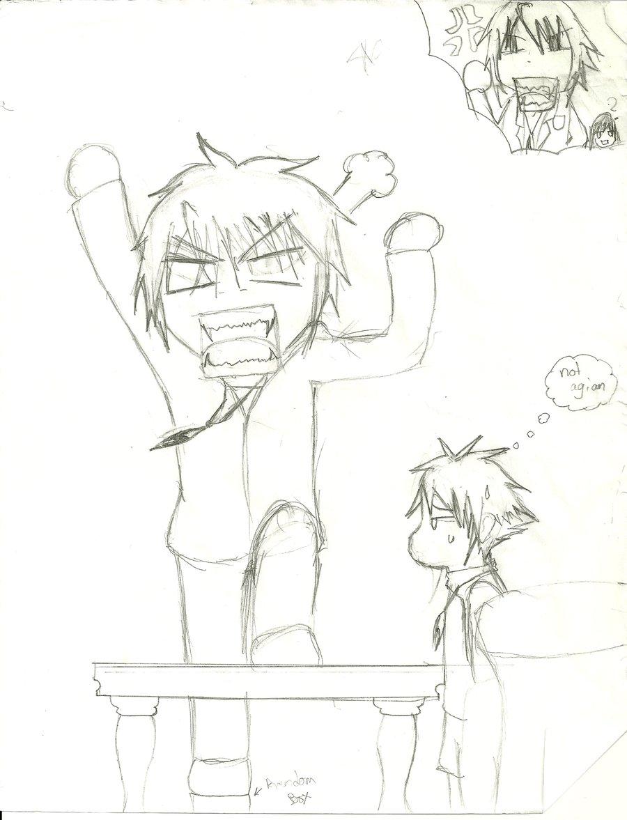 900x1177 Angry anime boy by KanakoSaku07 on DeviantArt