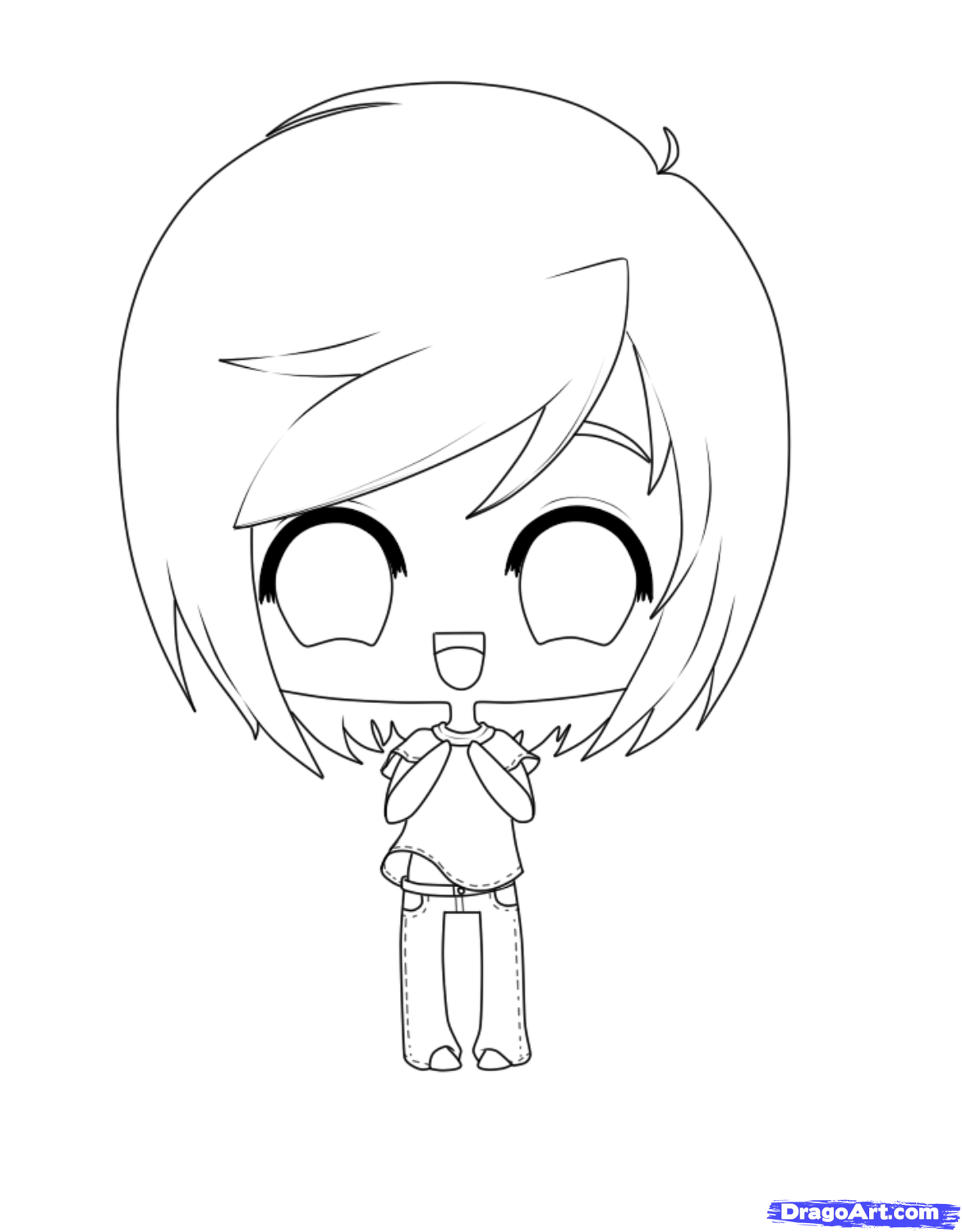 Anime Cartoon Drawing At Getdrawings Com Free For Personal Use