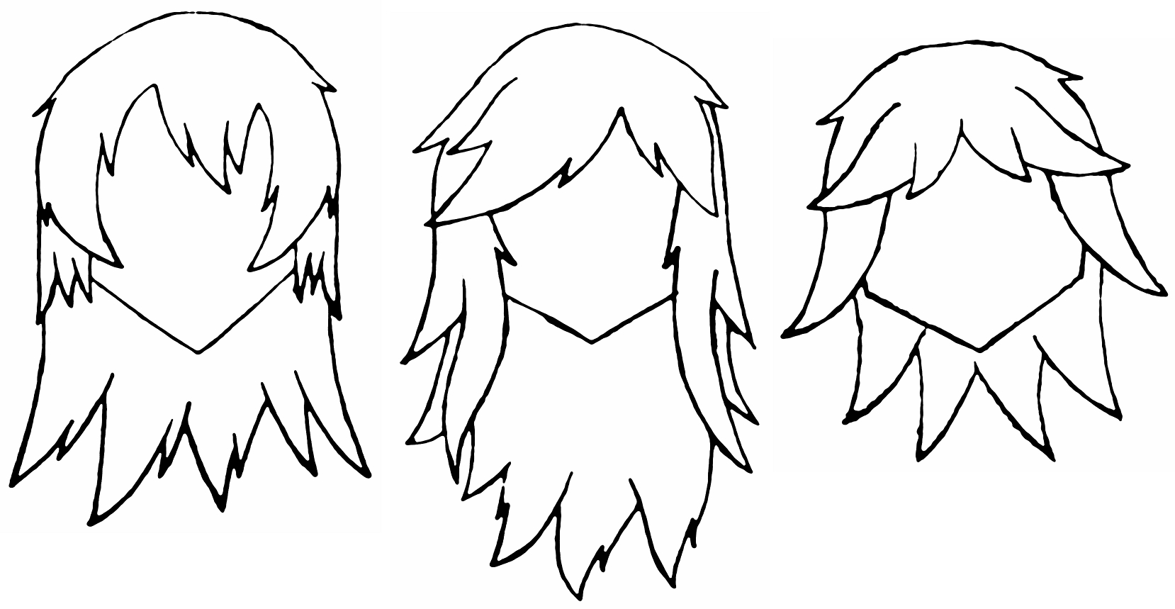 Anime Character Drawing