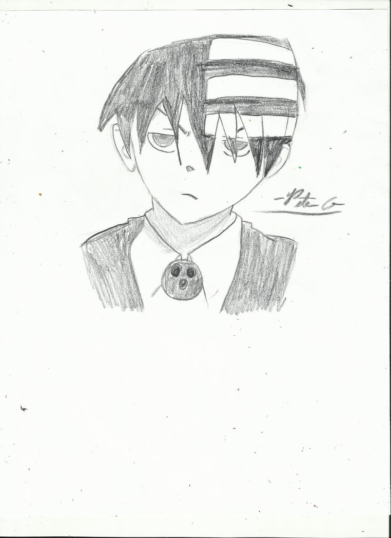 762x1048 Drawing Anime Characters Death The Kid By Manga109005