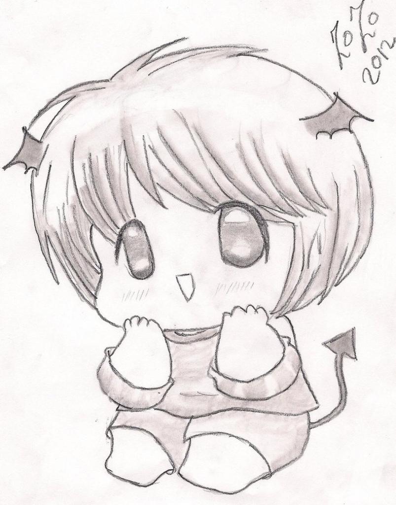 803x1024 Cute Chibi Drawings Cute Anime Chibi Girl Cute Chibi Girl