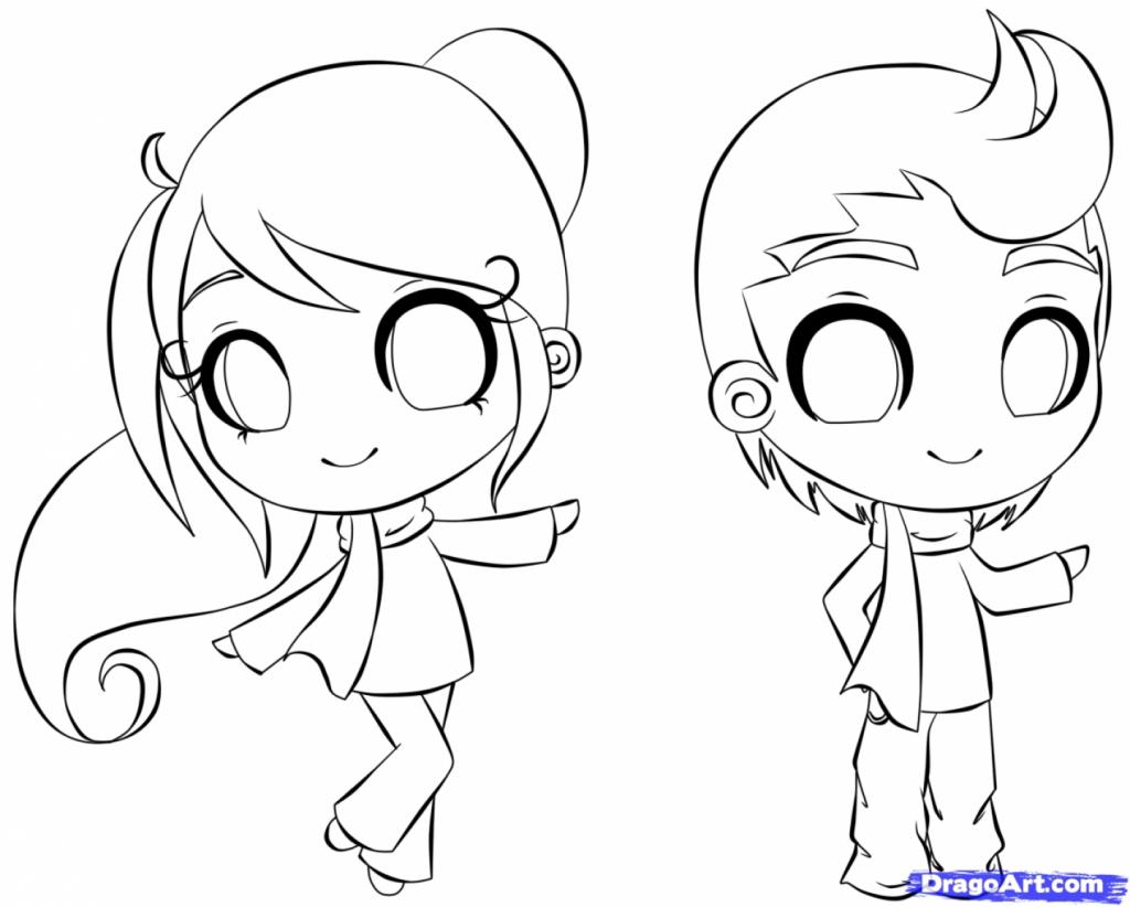 1024x822 Draw Anime Chibi How To Draw Cartoon Animal People How To Draw