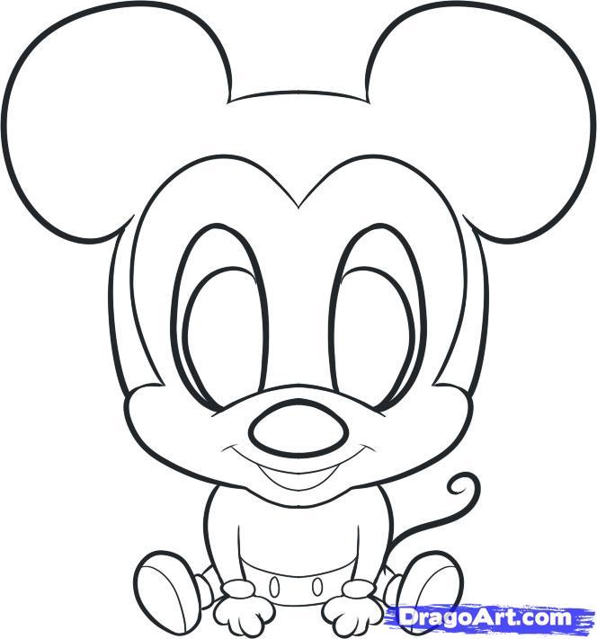 664x711 Drawn Mice Chibi