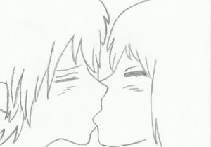 Anime Couple Drawing At Getdrawings Com Free For Personal Use