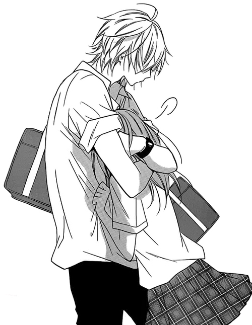 500x646 I Love It When The Boys Just Smoosh The Girls In A Random Hug