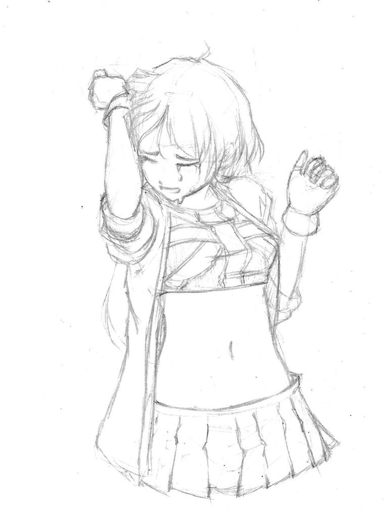 766x1042 Sketch 13 Crying By Z4m97