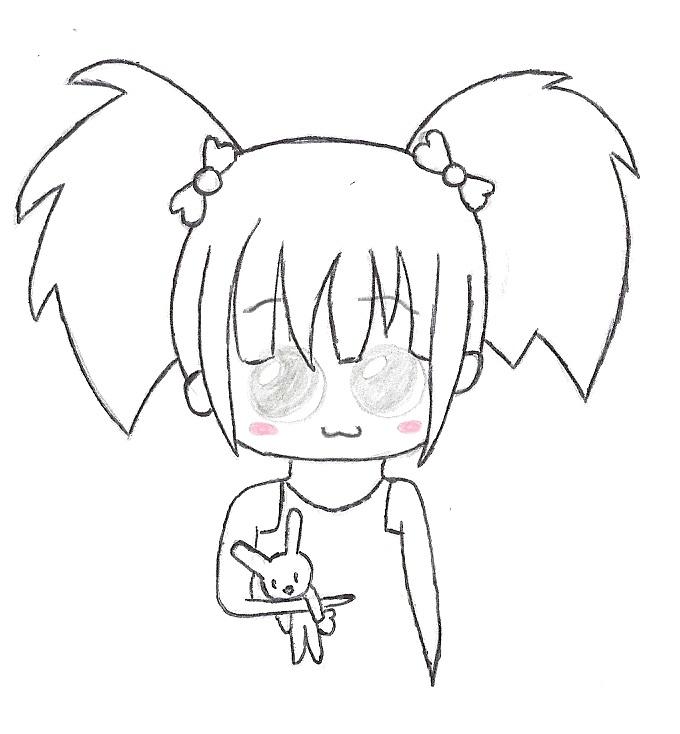 680x734 Cute Weird Doll. By Adriana998877