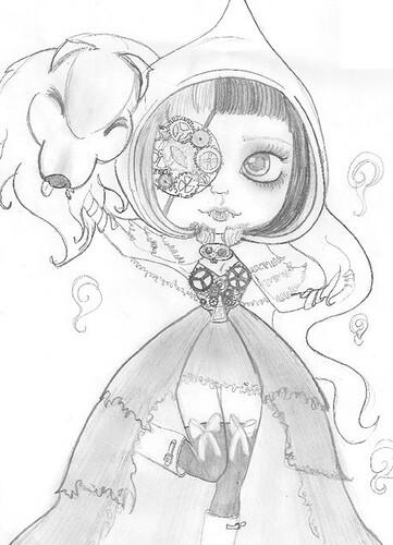 361x500 Picara Blythe Doll Anime Dolls