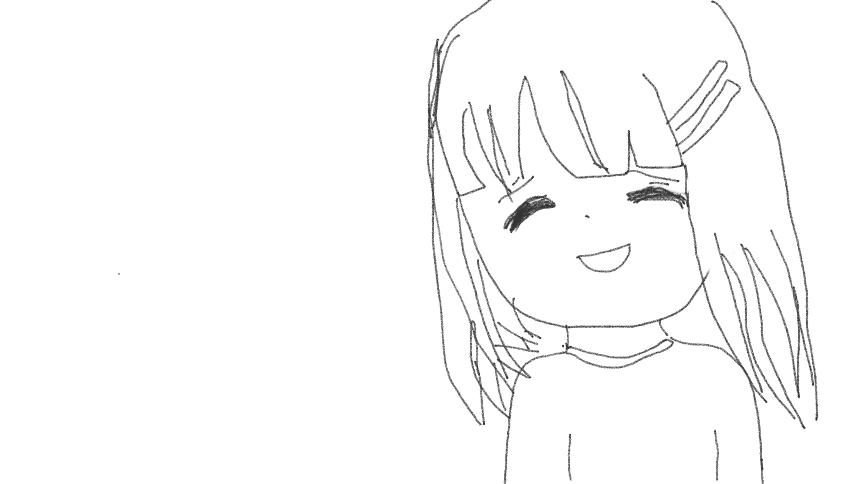 861x484 My bad anime drawing