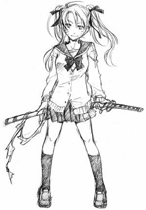 300x432 Anime drawings by FRUBAluvr88 on DeviantArt