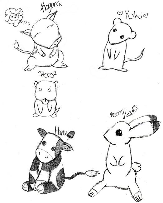 523x650 Cute Anime Animals 1 By Xxsimplyxlovelessxx