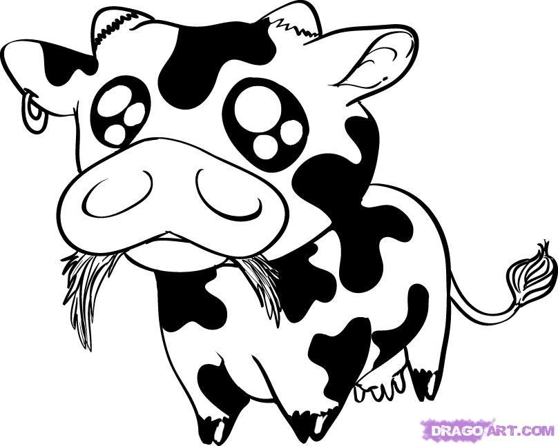 808x647 Drawn Farm Animals Anime