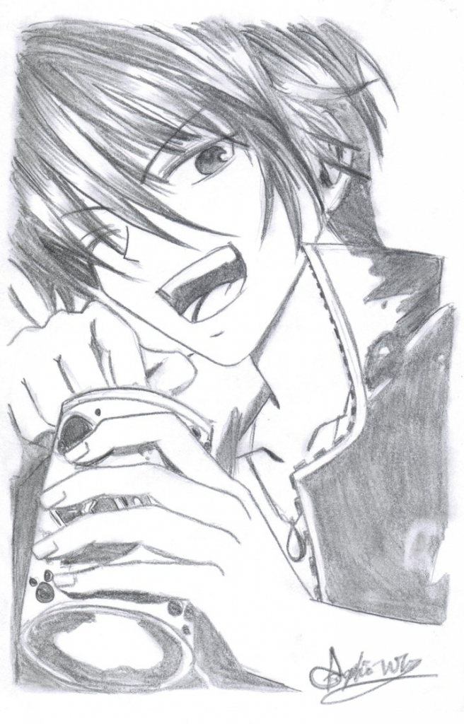 656x1024 Best Drawings Of Anime Anime Boy Drawing Anime Boys And Anime