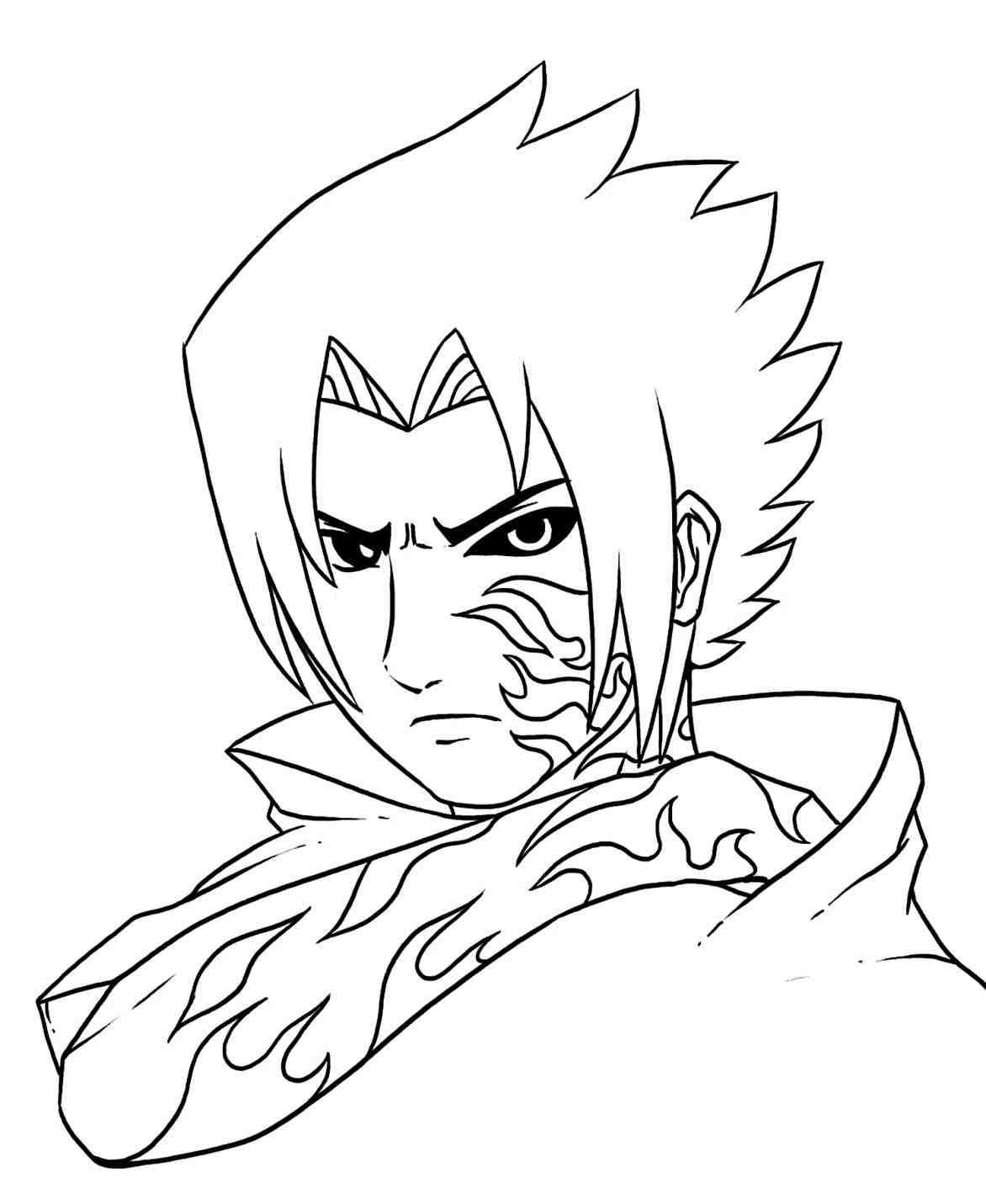 1172x1431 Anime Drawing Easy Naruto