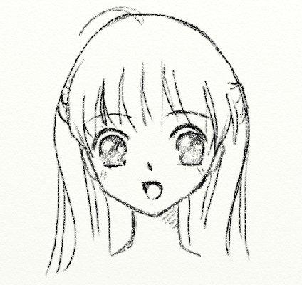 424x400 manga drawing tutorial