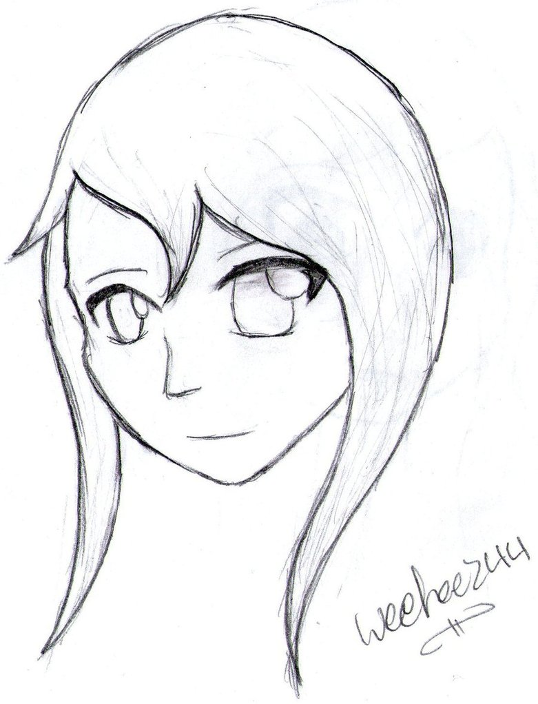 anime drawing face at getdrawings com free for personal use anime