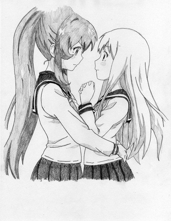 600x776 55 Beautiful Anime Drawings Anime, Drawings And Manga
