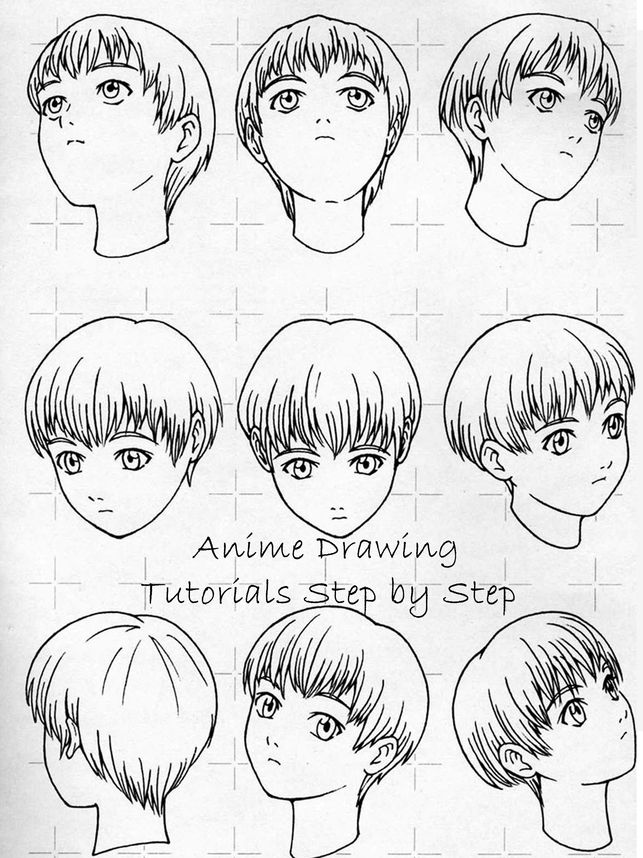 643x858 Anime Drawing Tutorial On The App Store