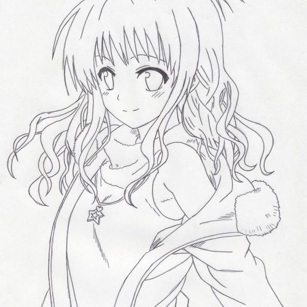 anime drawing in pencil at getdrawings com free for personal use