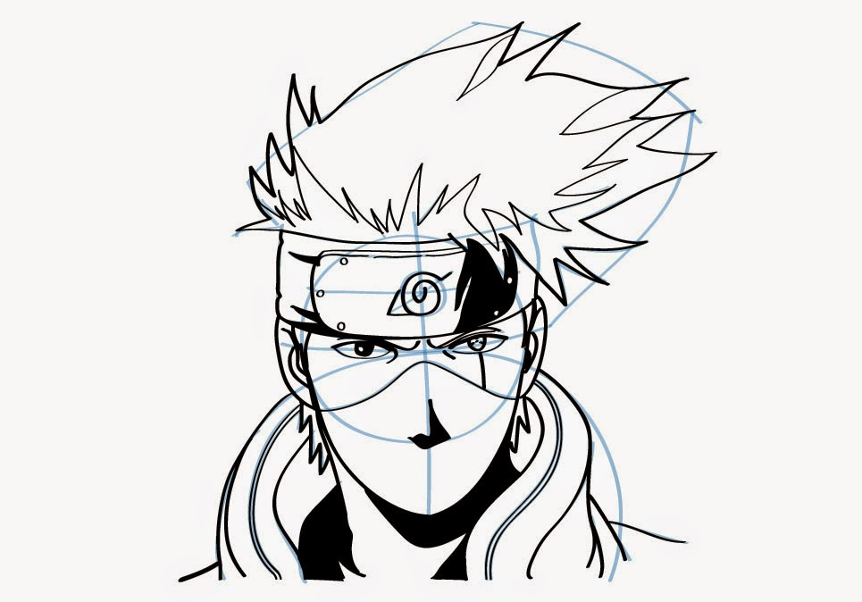 965x674 Draw Naruto Art Meaning