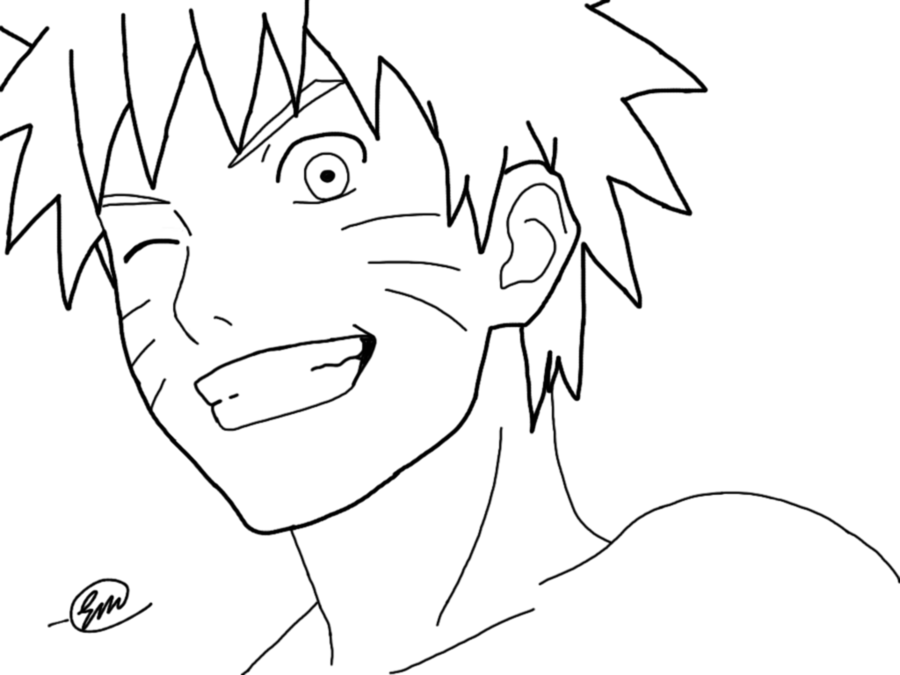 900x675 manga outline