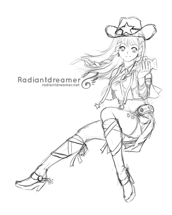 550x688 Radiant Dreamer Anime Photoshop Rehtseeee Mascot