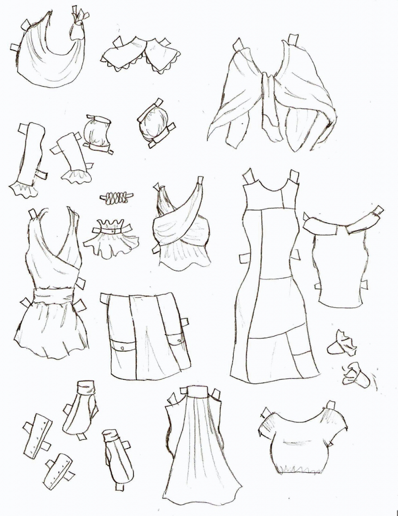 Anime Dress Drawing at GetDrawings com | Free for personal use Anime