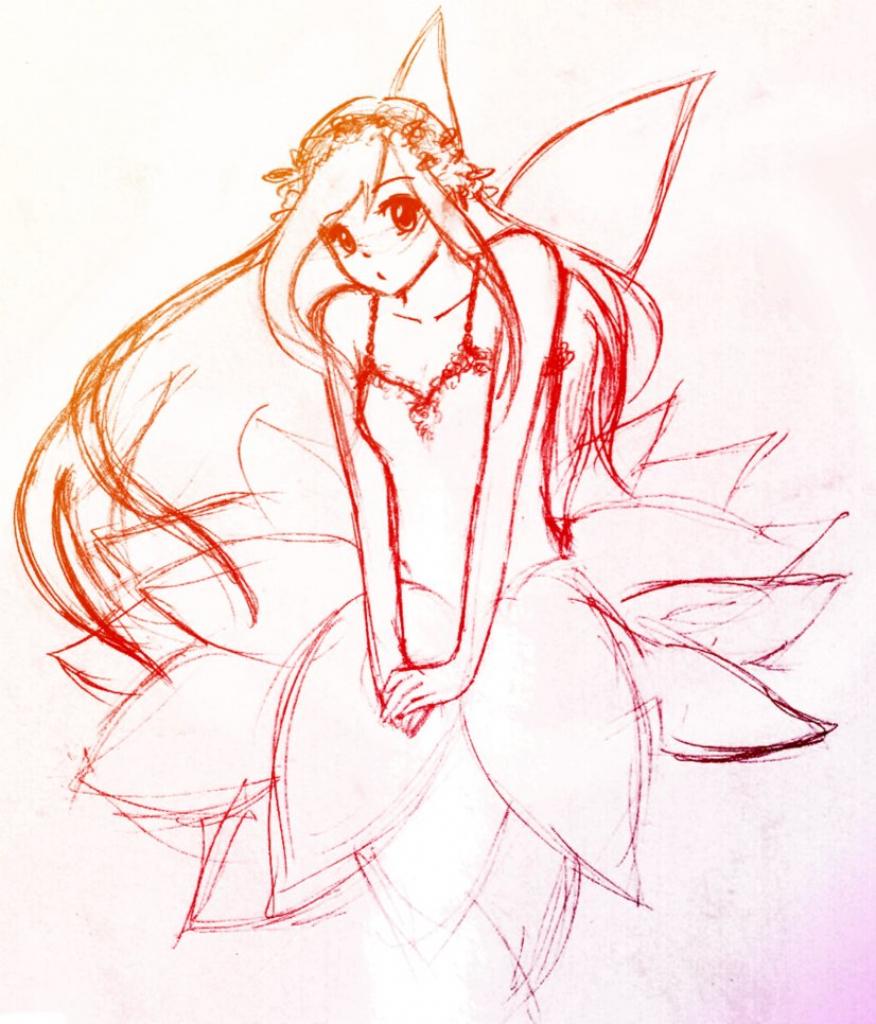 876x1024 Anime Fairy Drawings Anime Fairy Drawings Anime Fairy Drawings