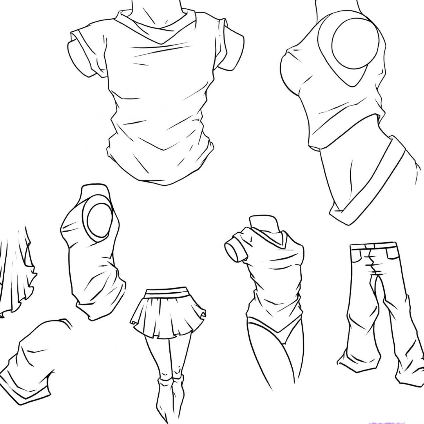 1459x1459 Drawn Comics Anime